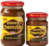 Vegemite Cheesybite