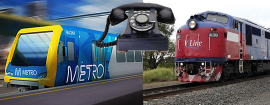V/Line meets Metro