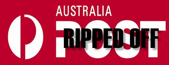 Australia Post | Ripped-Off!
